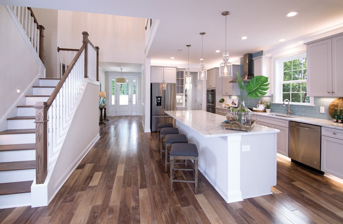 Bentley Park Dogwood open floorplan
