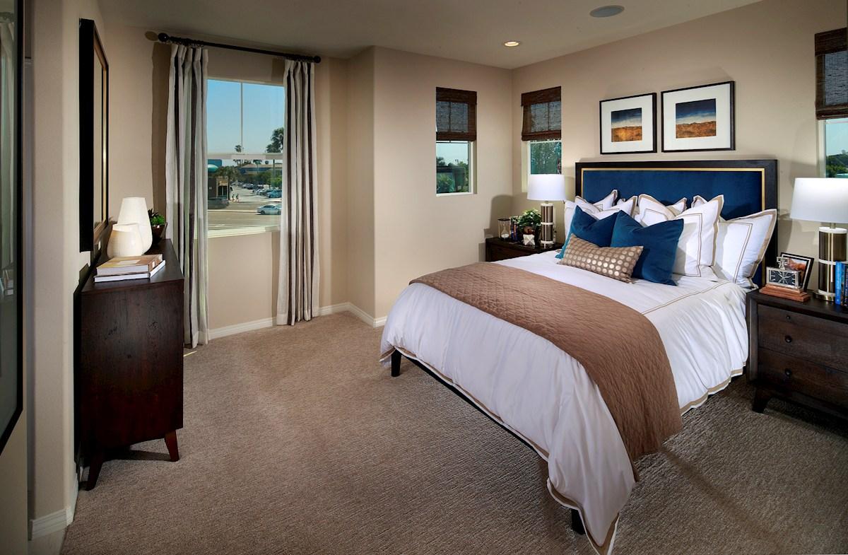 Bayside Landing Lark X comforable master bedroom