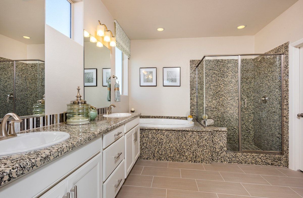 Inspirada Zion Master Bath