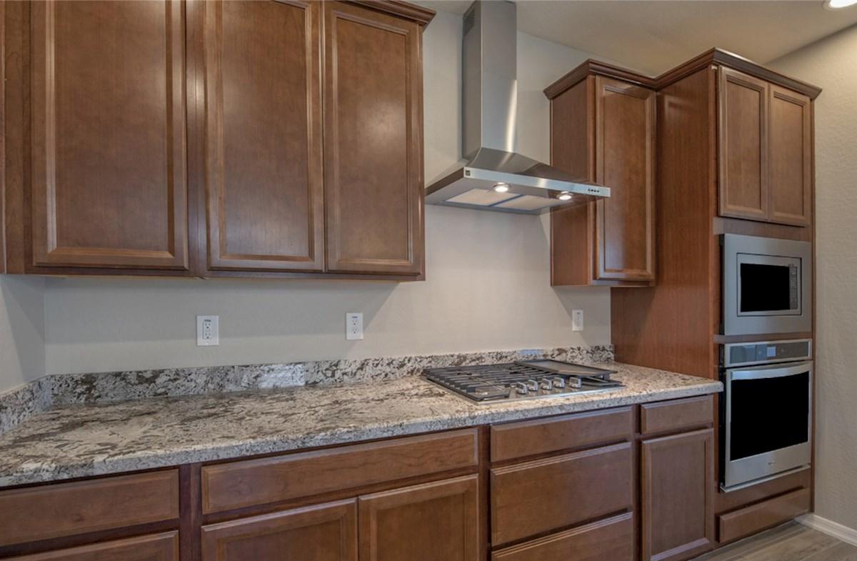 Silverado quick move-in Silverado Kitchen Detail