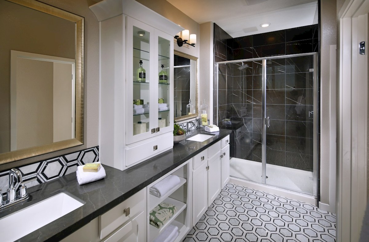 The Cove Residence 4 master bathroom