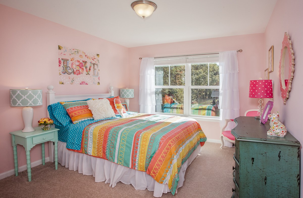 Jasmine Point at Lakes of Cane Bay Hayes bright secondary bedroom