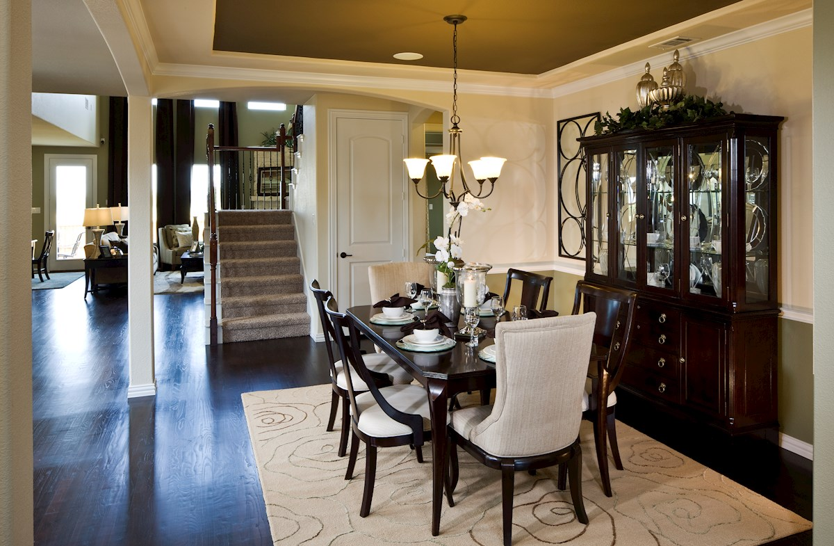 Miramonte Westfield Westfield formal dining room