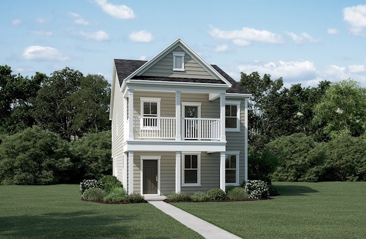 Middleton Elevation Coastal A