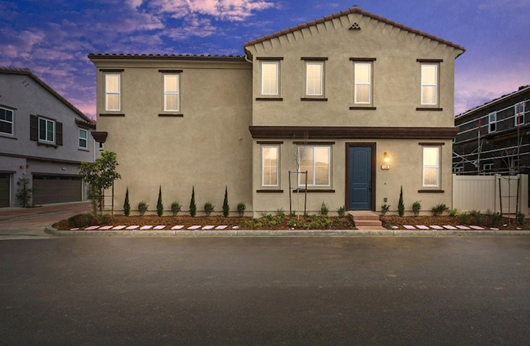 Pinyon Elevation Spanish Colonial Y quick move-in