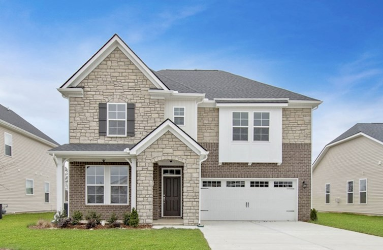 Ashford Elevation French Country M quick move-in