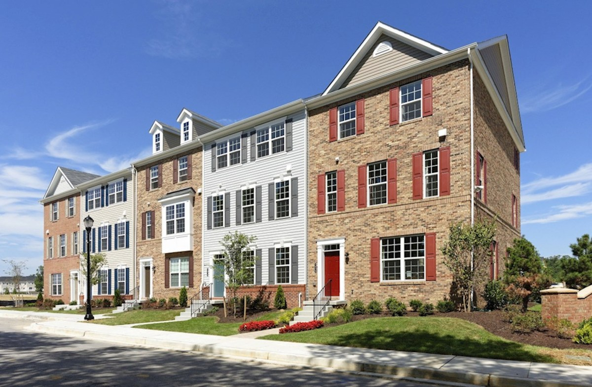 Rockville II Elevation B quick move-in