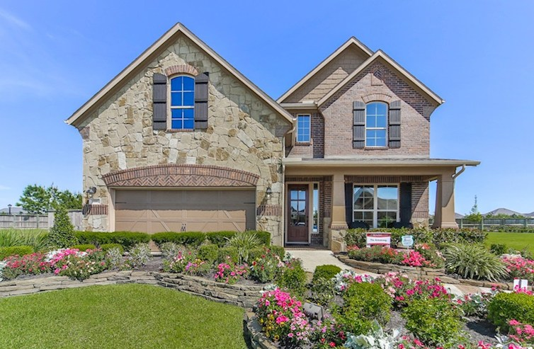 Armstrong Elevation French Country L quick move-in