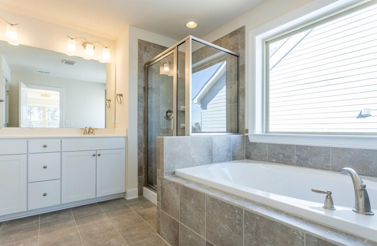 Hamilton quick move-in Hamilton master bathroom